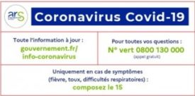 Actualités COVID info officielle