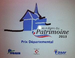Labels Rubans-du-Patrimoine-Mairie-2013-Photo