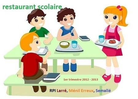 Restaurant scolaire logo