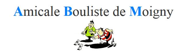 Logo Association Bouliste de Moigny