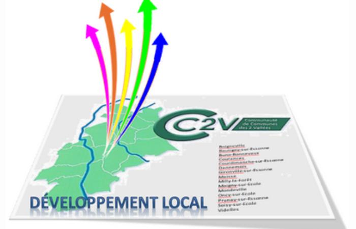 Logo CC2V Developpement eco Logo