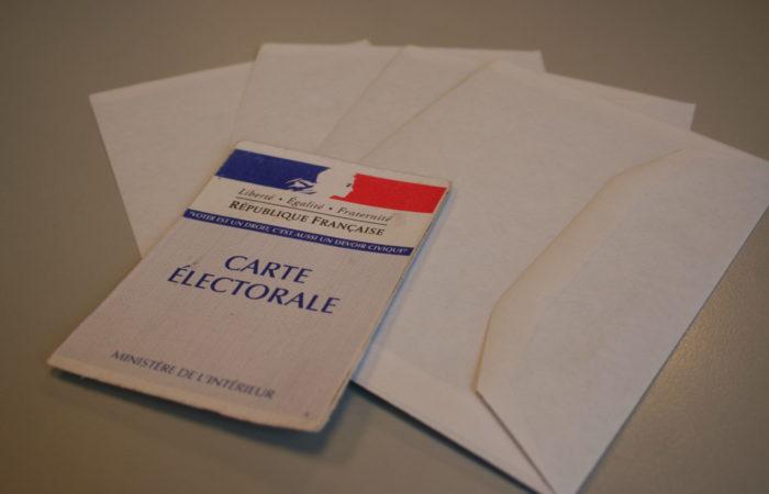 Vos démarches Inscription liste électorale image