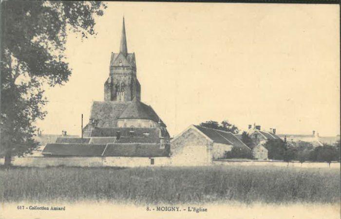 Eglise vue générale 2 Ed. Amiard (début XXème s.)