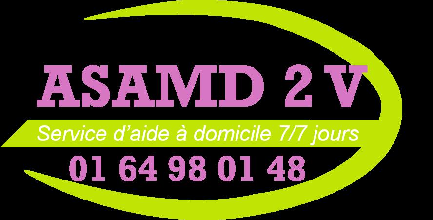 Logo ASMD 2V