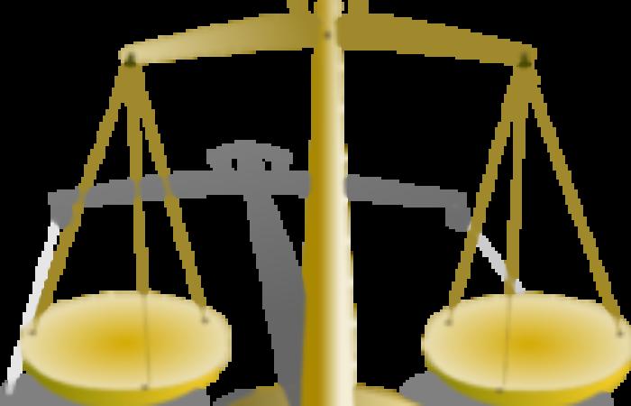 Justice logo balance
