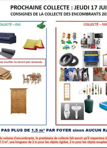 2021-06-17 Encombrants collectes + consignes V2021