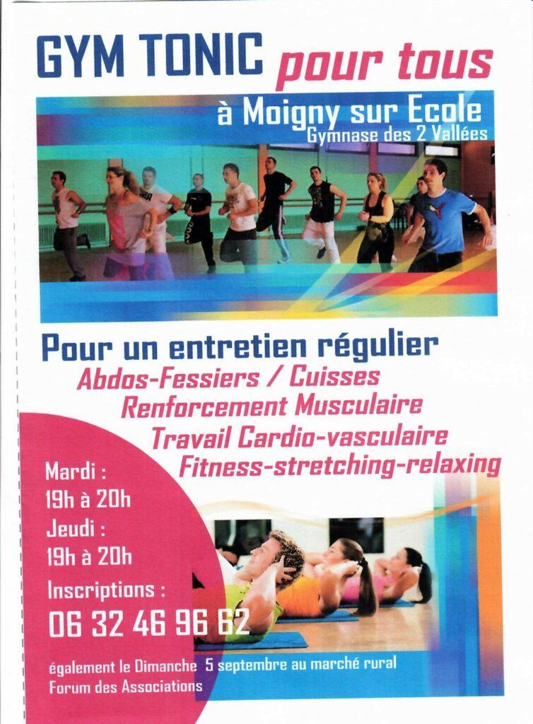 LS Gym tonic flyer V2021