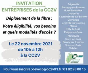 2021-11-22 INVITATION DES ENTREPRISES DE LA CC2V